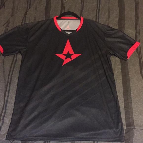 Astralis 2017 Team Jersey eSports CSGO